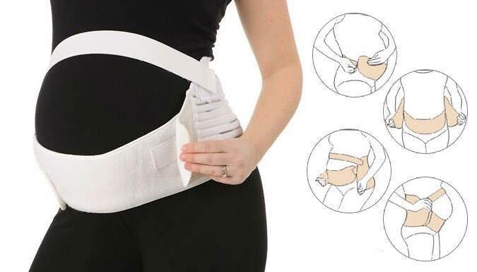 đai hạn chế đau lưng cho bà bầu
