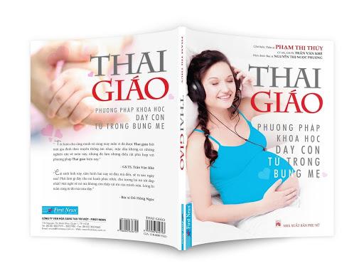 Đầu sách Phương Pháp Khoa Học Dạy Con Từ Trong Bụng Mẹ