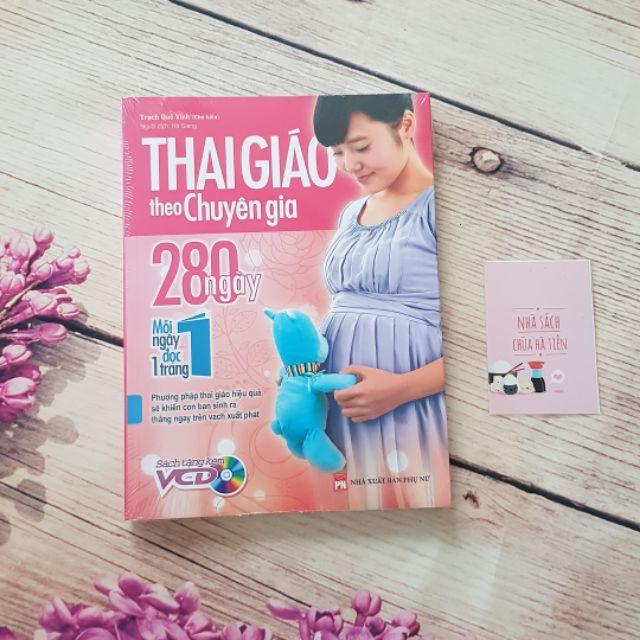 Sách Thai Giáo Theo Chuyên Gia - 280 ngày