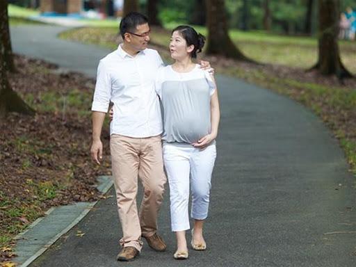 thai giáo giáo dục thai nhi dạy con từ trong bụng mẹ