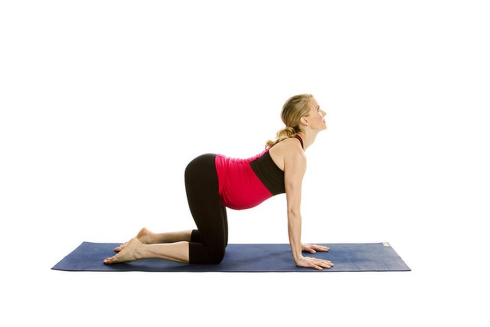 Những cách giảm đau lưng cho bà bầu hiệu quả nhất hiện nay