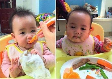 Trẻ 1 Tuổi Biếng Ăn, Mẹ Phải Làm Sao?