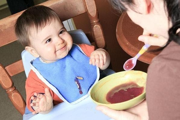 Trẻ Biếng Ăn Phải Làm Sao Để Khắc Phục?
